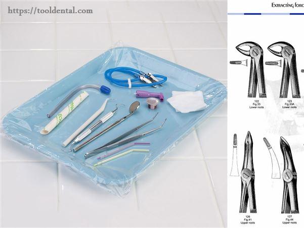 فروش پنس یکبار مصرف دندانپزشکی