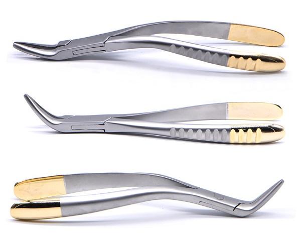 انواع پنس دندانپزشکی