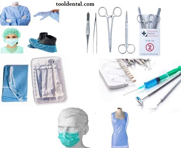لیست لوازم مصرفی بیمارستانی