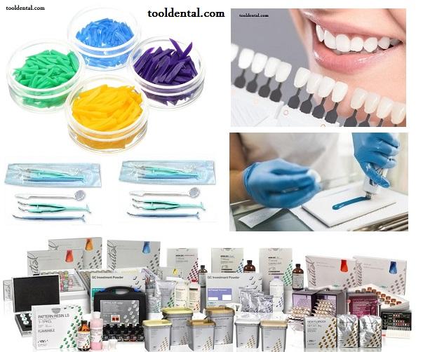 وارد کنندگان مواد مصرفی دندانپزشکی