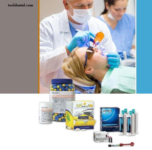 مواد مصرفی دندانپزشکی با بهترین کیفیت