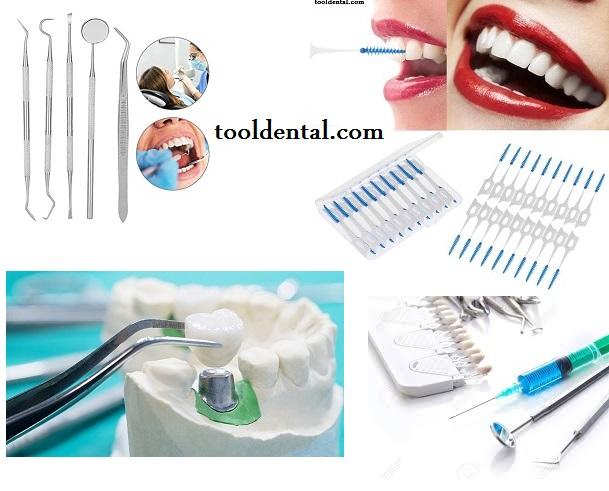 فروش ویژه مواد مصرفی دندانپزشکی