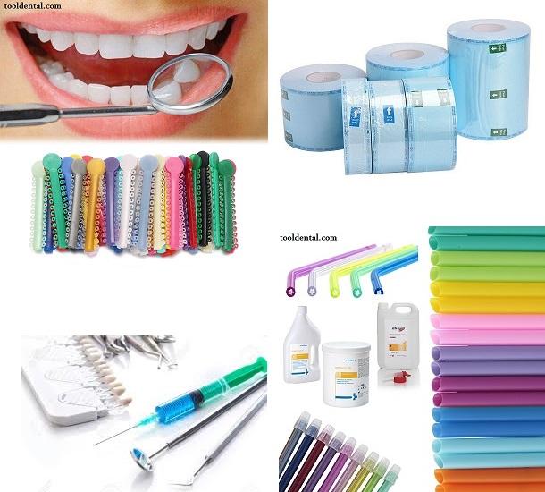 خرید لوازم یکبار مصرف دندانپزشکی با کیفیت