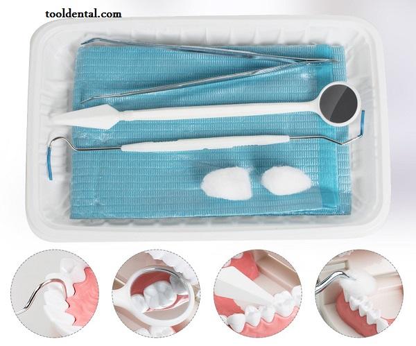 ساخت تجهیزات دندانپزشکی یکبار مصرف