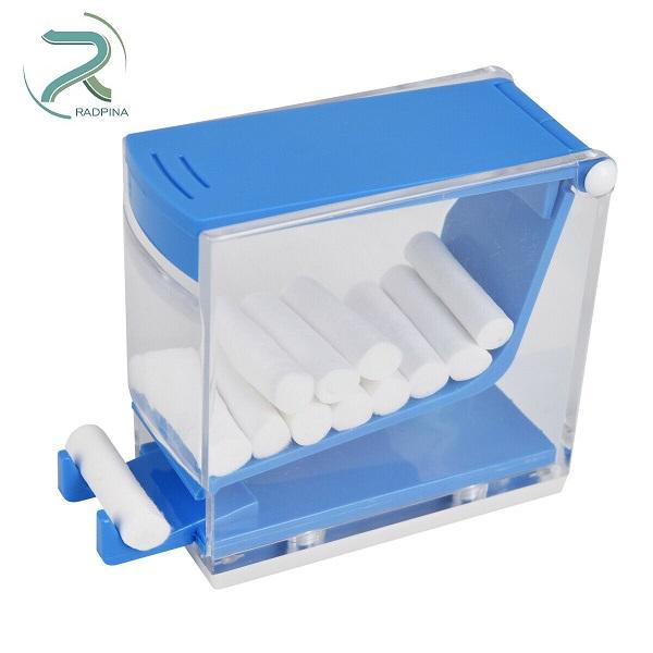 تولید رول پنبه دندانپزشکی