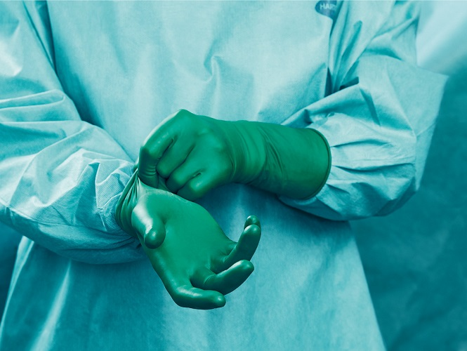 پک جراحی استریل