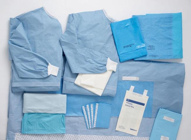 پک دندانپزشکی استریل