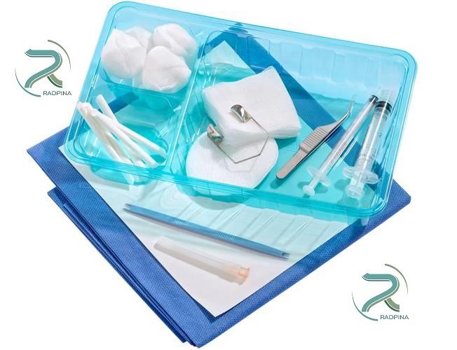 انواع پک استریل دندانپزشکی