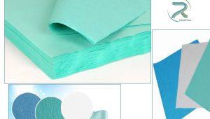 کاغذ کرپ بسته بندی استریل